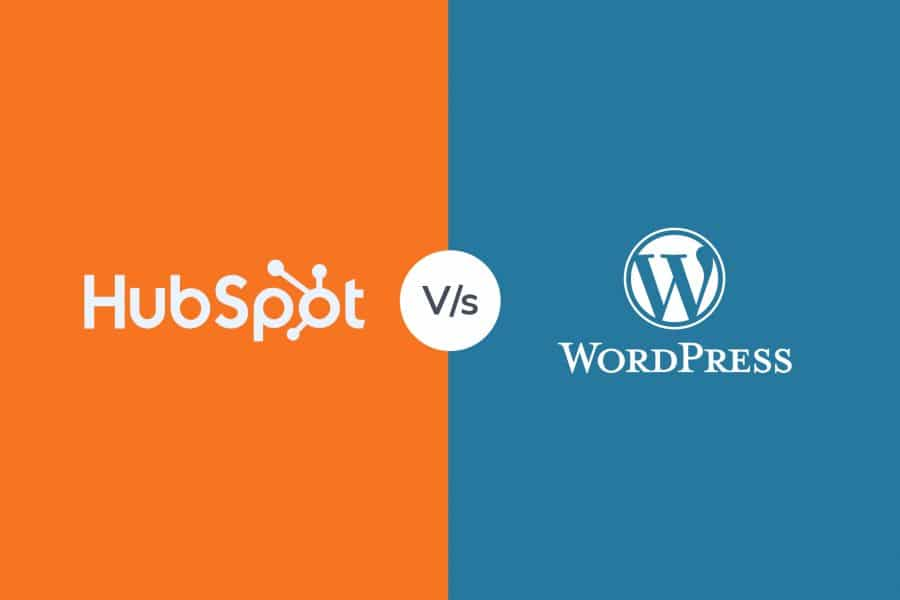 Trying to Decide Between HubSpot vs. WordPress? Think About These Facts