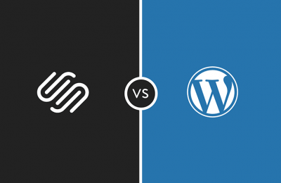 Choosing Between WordPress and SquareSpace for Business