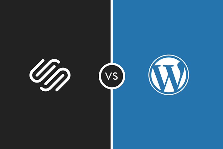 Choosing Between WordPress vs SquareSpace for Business