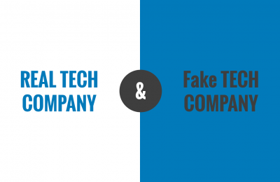 How To Distinguish Between A Real and Fake Tech Support Company