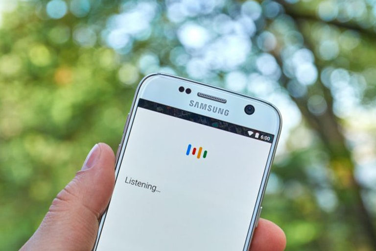 Use Google Voice Search Feature
