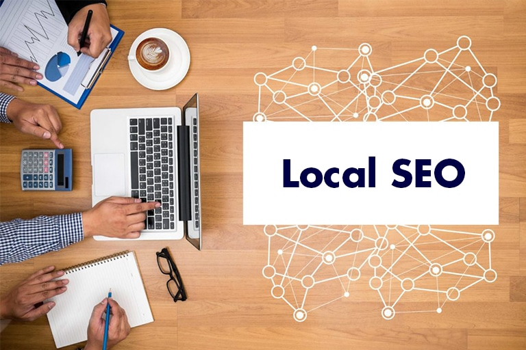 Use the Local SEO feature