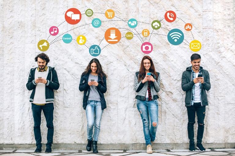 Social media A Best traffic Source