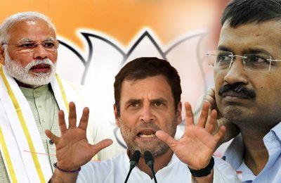 It's Only AAP Vs BJP in Delhi: Congress Plays as Spoiler